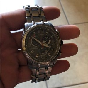 Bulky Citizen men's watch